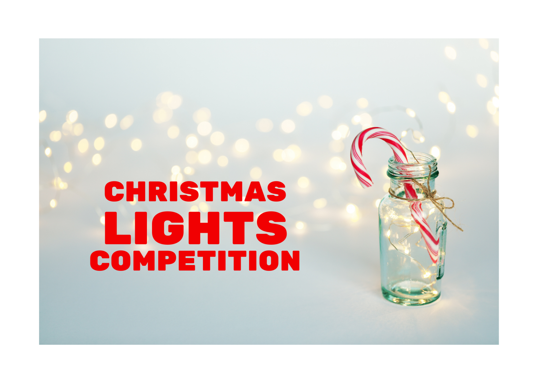 Christmas Lights Competition 2019