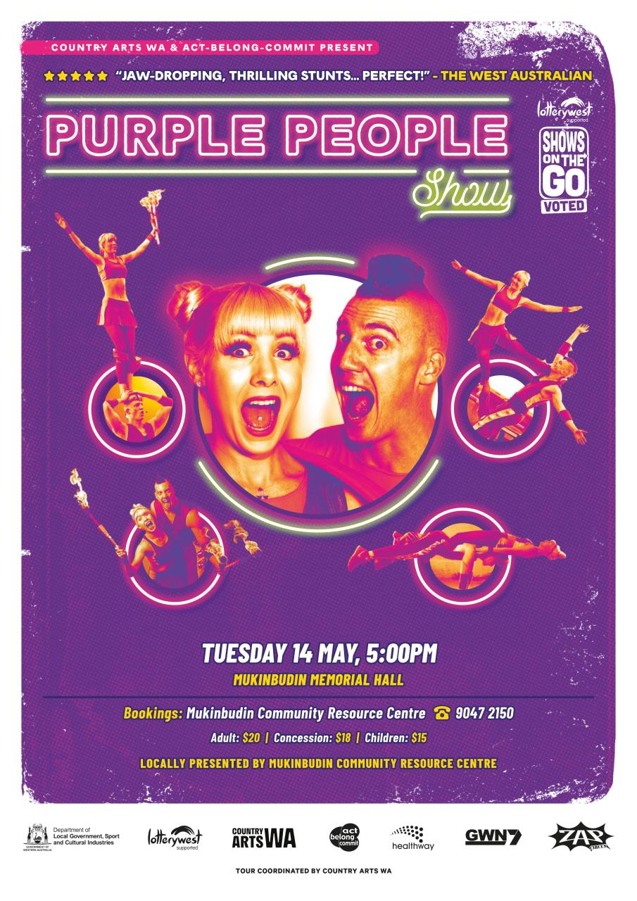 Purple People Show