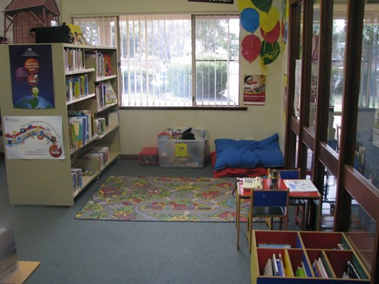 Mukinbudin - Mukinbudin Public Library - Kids Section