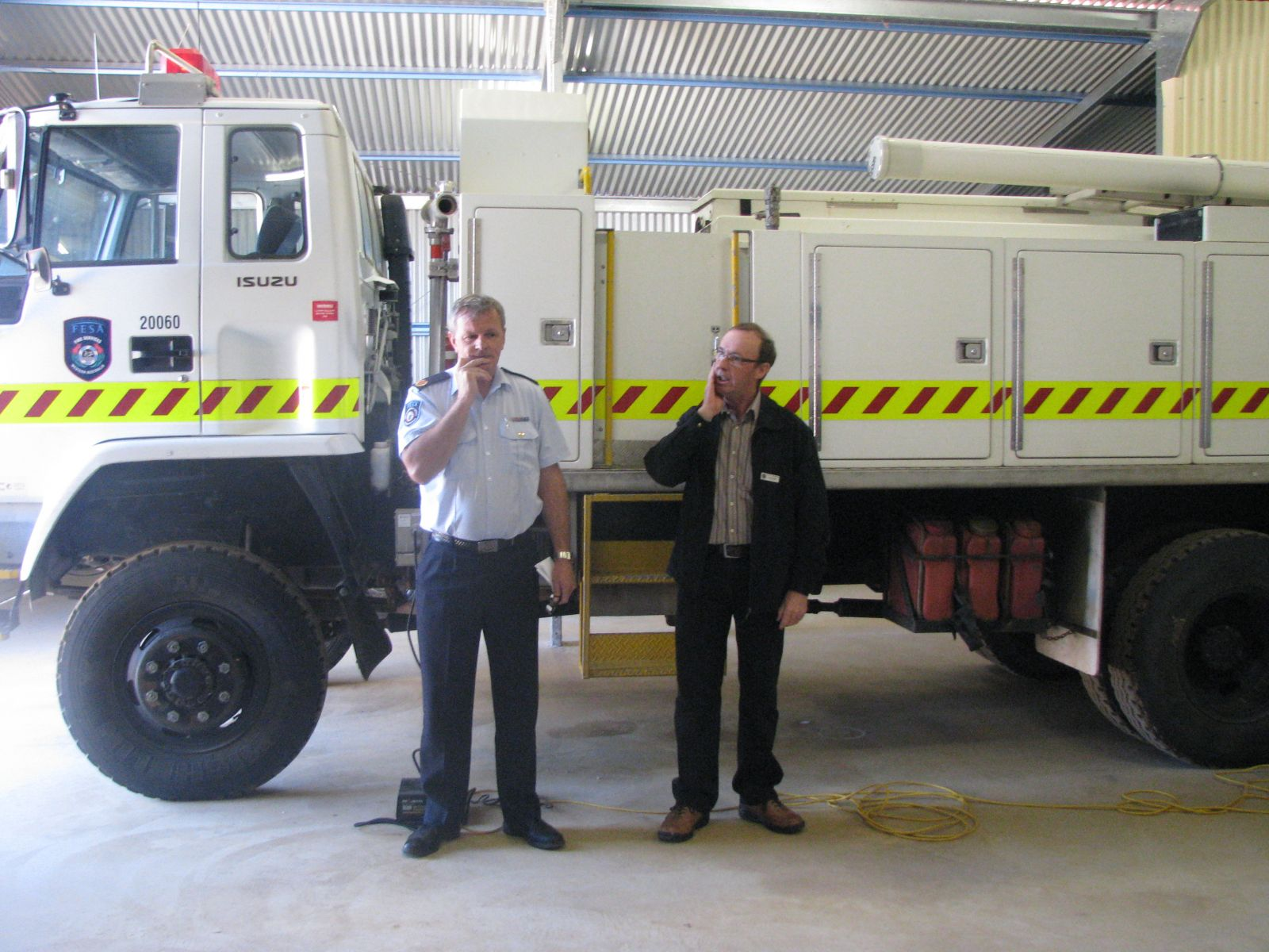 Prepare for Bushfires