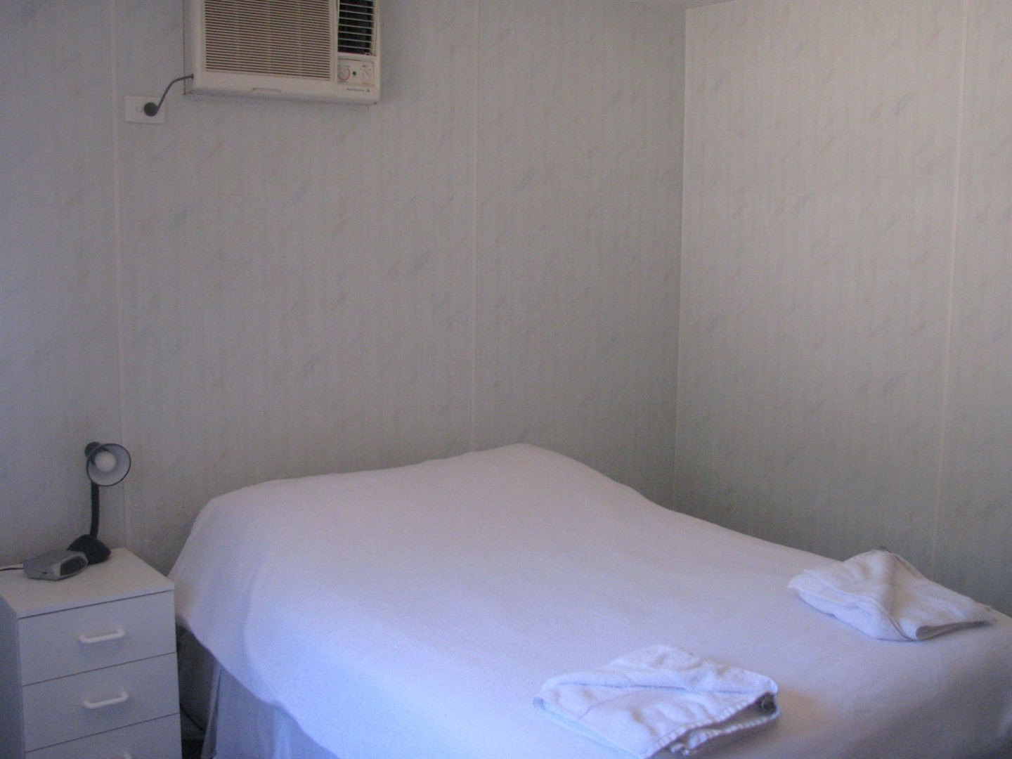 Park Unit Bedroom